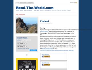 read-the-world.com screenshot