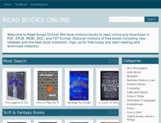 readbooksonline.world screenshot