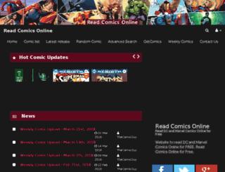 readcomics.website screenshot