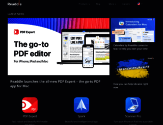 readdle.com screenshot
