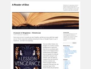 readerofelse.wordpress.com screenshot