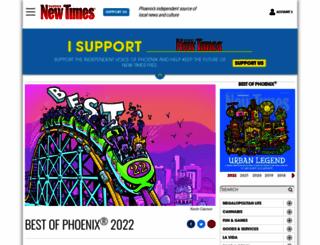 readerschoice.phoenixnewtimes.com screenshot