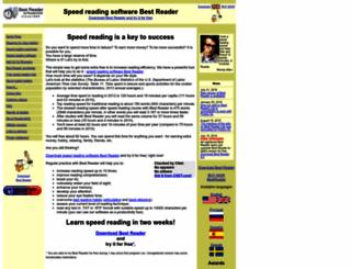 readerssoft.com screenshot