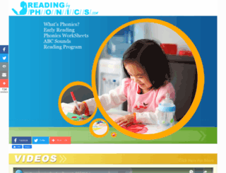 readingbyphonics.com screenshot