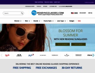 readingglasses.com screenshot