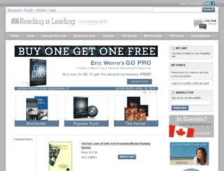 readingisleading.com screenshot
