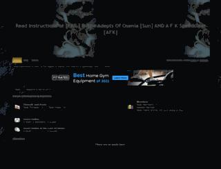 readinstructions.freeforums.net screenshot