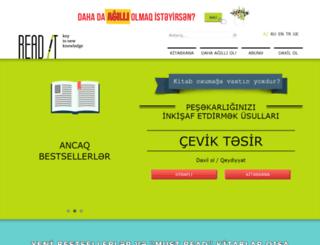 readit.az screenshot