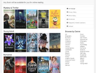 readonline.reviewzon.info screenshot
