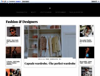 readthetrieb.com screenshot