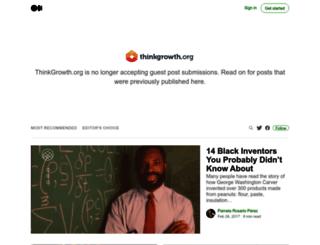 readthink.com screenshot