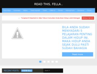readthisfella.com screenshot