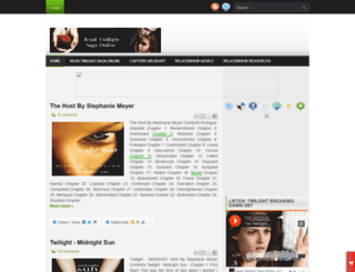 readtwilightsagaonline.blogspot.com screenshot