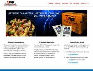 readymeal.com screenshot
