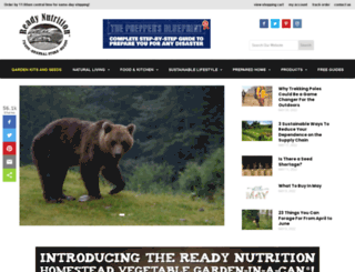 readynutrition.com screenshot