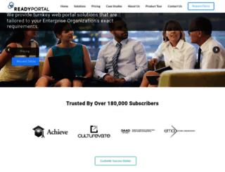 readyportal.com screenshot