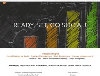 readysetgosocial.com screenshot