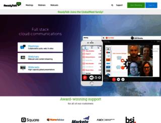 readytalk.com screenshot