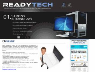 readytech.pl screenshot