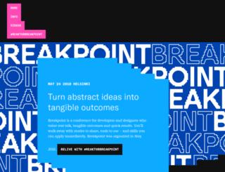 reaktorbreakpoint.com screenshot