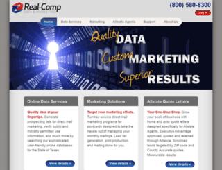 real-comp.com screenshot