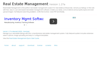 real-estate-management-software.org screenshot