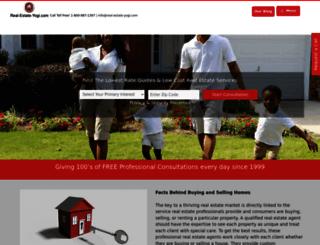 real-estate-yogi.com screenshot