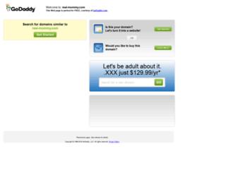 real-mommy.com screenshot