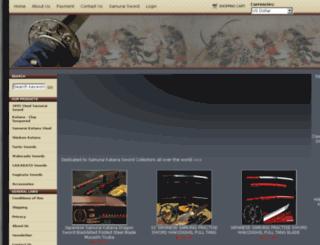 real-sword.com screenshot
