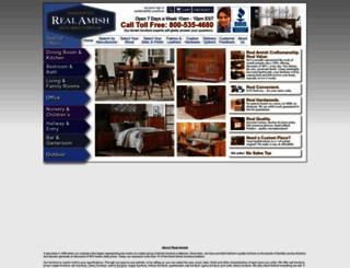 realamish.com screenshot