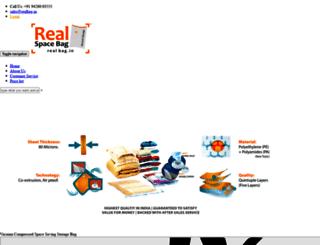 realbag.in screenshot