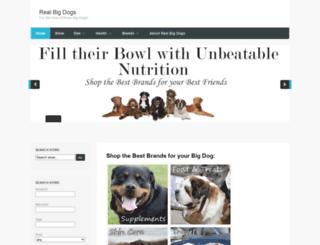 realbigdogs.com screenshot