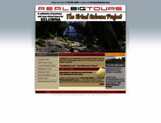 realbigtours.com screenshot