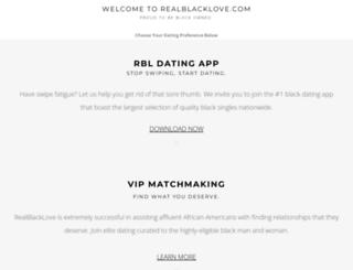 realblacklove.com screenshot