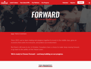 realchange.ca screenshot