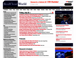 realclearworld.com screenshot