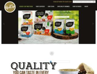 realcup.com screenshot