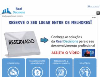 realdecisions.com.br screenshot