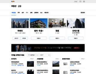 realestate.daum.net screenshot