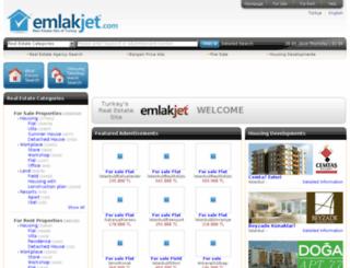 realestate.emlakjet.com screenshot