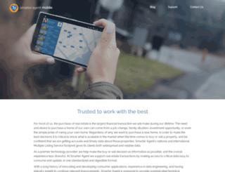 realestate.smarteragent.com screenshot