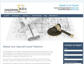realestateandconstructionexperttestimony.com screenshot