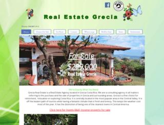 realestategrecia.net screenshot