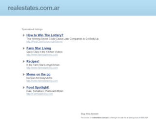 realestates.com.ar screenshot
