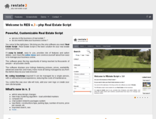 realestatescript.eu screenshot