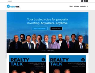 realestatetalk.com.au screenshot