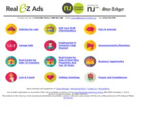 realezads.starledger.com screenshot
