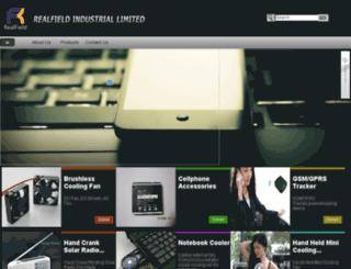 realfield.com.cn screenshot
