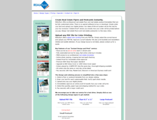 realflyer.com screenshot