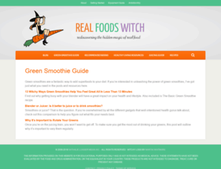 realfoodswitch.nathalielussier.com screenshot
